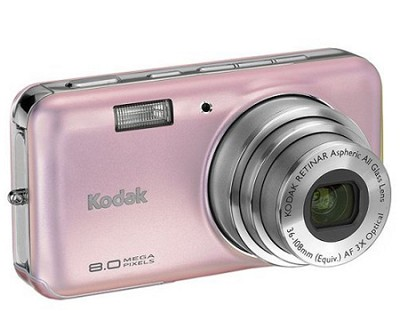 Easyshare V803 Digital Camera (Pink)