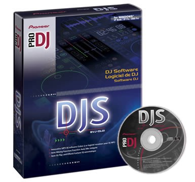 Software for PC: DJS