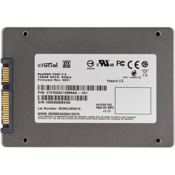 128GB Crucial RealSSD C300 2.5 inch SATA 6GB/s