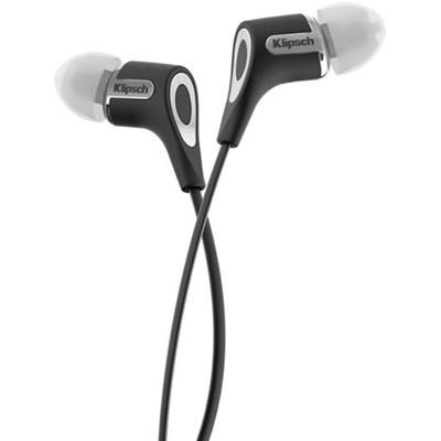 R6 In-Ear Headphone (Black) - 1060395 - Certified Refurbished