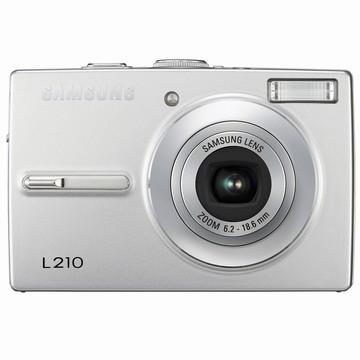 L210 10MP 2.5` LCD Digital Camera (Silver)