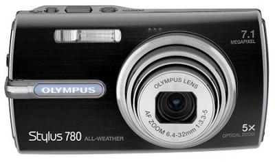 Stylus 780 7.1 Megapixel with 5x Optical Zoom (Black) - OPEN BOX
