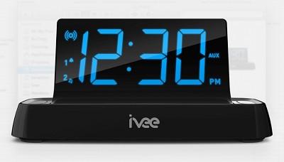 Flex Voice Controlled Talking Radio ( Black ) - OPEN BOX