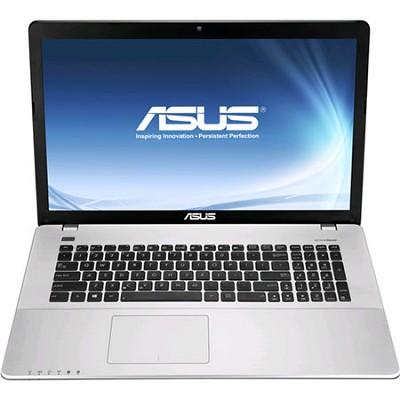 17.3` HD+ X750JA-DB71 Notebook PC - Intel Core i7-4700HQ Processor