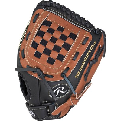 Playmaker Series 12-inch Youth Baseball Glove, Left-Hand Throw (PM120BT)