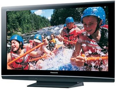 TH-50PZ80U  - 50` High-def 1080p Plasma TV