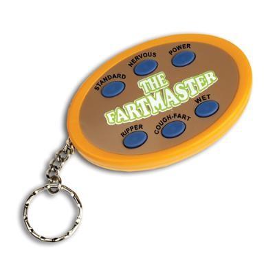 FartMaster Electronic Keychain