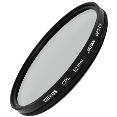 52mm Circular Polarizer Filter