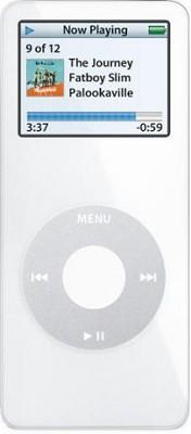 iPod nano 2GB White MP3 Player