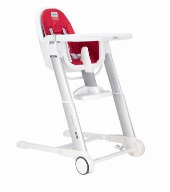 2008 Zuma High Chair (Red)