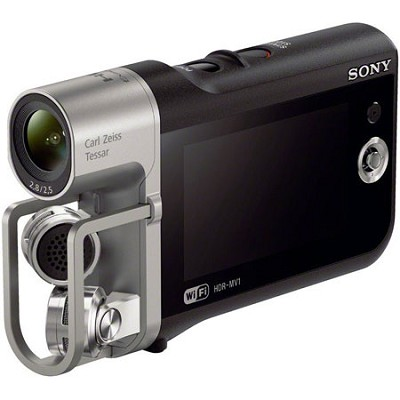 HD Camcorder with Premium Audio - Music Video Recorder - HDR-MV1