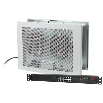 Wiring Closet Ventilation Unit with Environmental Management - ACF301EM