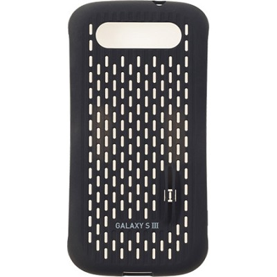 Galaxy S III Coin Stand Case - Black