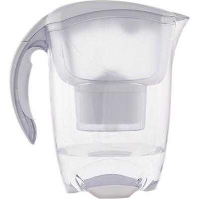 Elemaris Water Filtration Pitcher - White