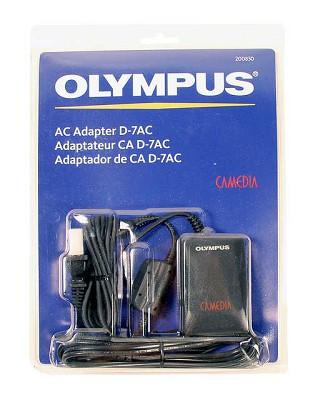D-7AC AC Adapter f/ Stylus Series / C-770 / C-765 / C-7000 / C-5000/ D-590