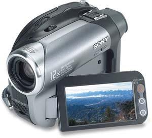 Handycam DCR-DVD203 DVD Digital Camcorder