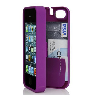 Case for iPhone 5/5s - Purple