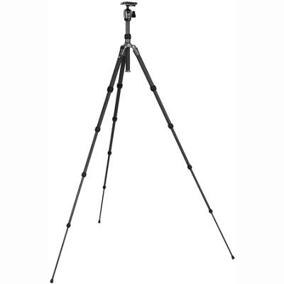 Series 1 6 x Carbon Fiber Traveler Tripod Kit for Cameras (GK1580TQR5)