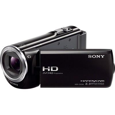 HDR-CX380/B 16GB Full HD Flash Memory Camcorder