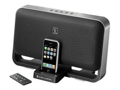 T612 - Digital Speaker for iPod and iPhone (Black) - OPEN BOX