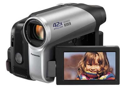 PV-GS90 MiniDV Camcorder -  OPEN BOX