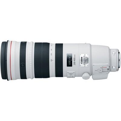 EF 200-400mm f/4L IS USM Extender 1.4X Super Telephoto Lens