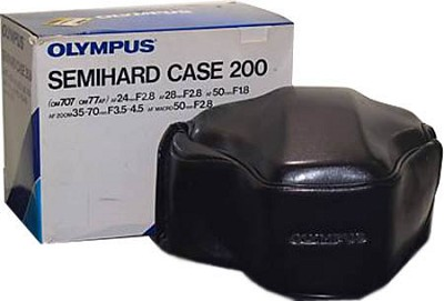 Semi-Hard Case 200
