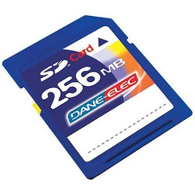 256MB Secure Digital {SD} Memory Card