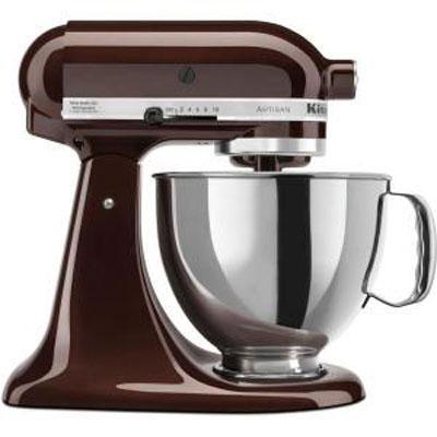 Artisan Series 5-Quart Tilt-Head Stand Mixer in Espresso - KSM150PSES