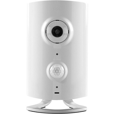 HD Video Monitoring Wireless Security Camera Surveillance System Hub (White)