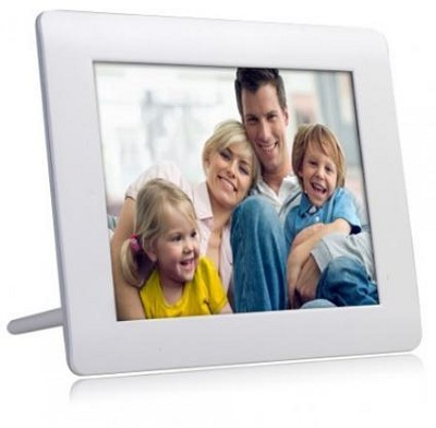 DFM-843 8` Digital Photo Frame 800x600 Resolution with 2GB Internal Memory