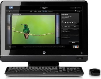 Pavilion All in One 21.5` Desktop Pc 200-5020