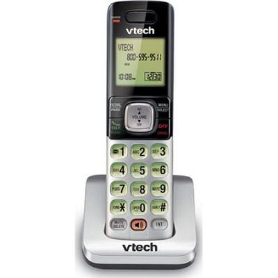 CS6709 DECT 6.0 Accessory Handset Cordless Phone - Black/Grey