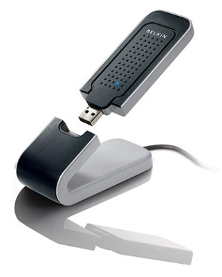 Wireless USB Adapter - Up to 300 Mbps in 40MHz