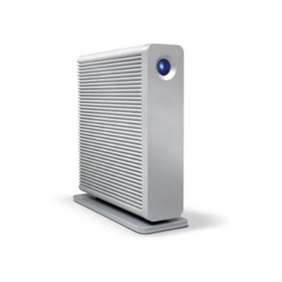 d2 Quadra Hard Disk 500GB eSATA/FireWire 800/400/USB 2.0 Desktop External HD