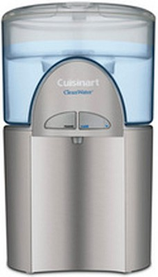 CleanWater 1-1/2-Gallon Countertop Water-Filtration System - WCH-1000