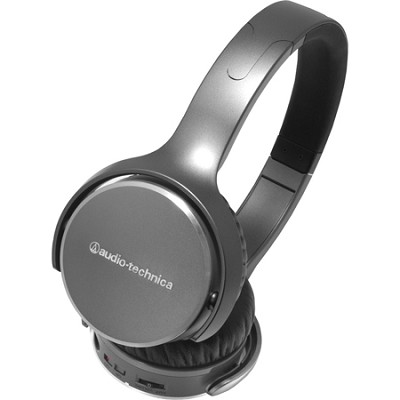 ATH-OX7AMP SonicFuel Premium On-ear Headphones with Built-in Amplifier