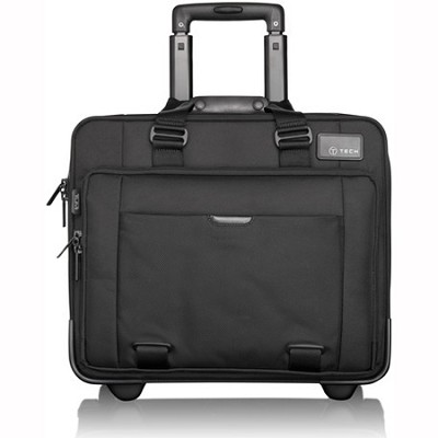 T-Tech By Tumi Network Wheeled Brief (58602)(Black)