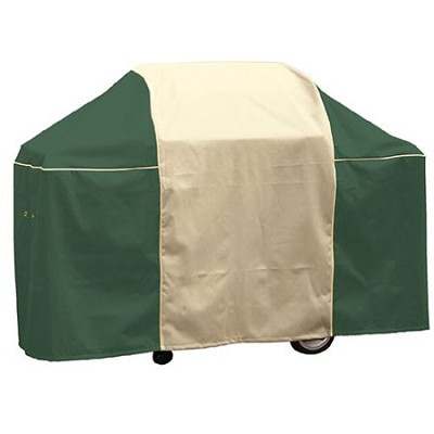 65` Grill Cover, Mountain Green