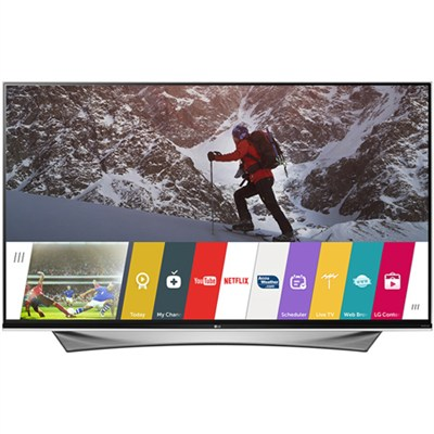 65UF9500 - 65-Inch 240Hz 3D LED 4K UHD Smart TV with WebOS 2.0