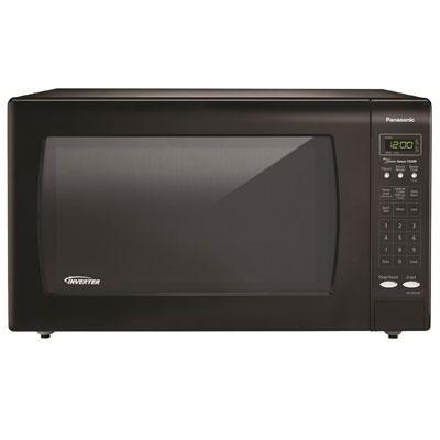 2.2cf Microwave Black
