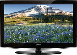 LN22A450 - 22` High Definition LCD TV (Black) - OPEN BOX