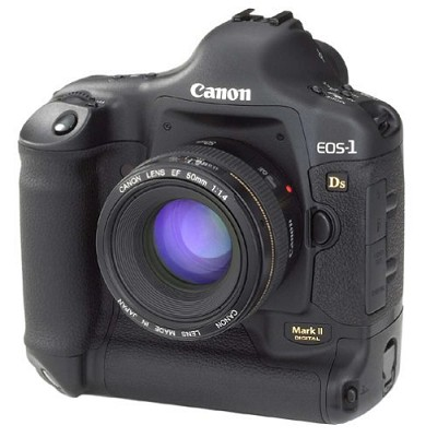 EOS-1Ds Mark II Digital SLR Camera Body