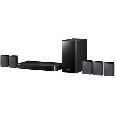 HT-J4500 - 5.1ch 500 Watt Smart 3D Blu-Ray System w/ Bluetooth - OPEN BOX