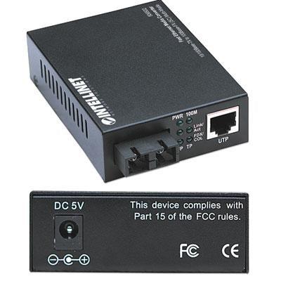 Ethernet Media Converter SC - 506502