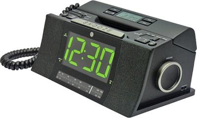 Corded Bedroom Phone with CID/Radio/Alarm Clock