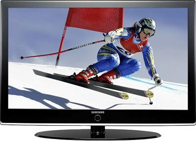 LN-T4061F - 40` High Definition 1080p LCD TV (Broken foam)
