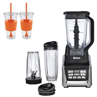 BL641 Nutri Auto-iQ Blender Duo 1300-Watt w/ Copco 24oz Togo Cup Mug Bundle
