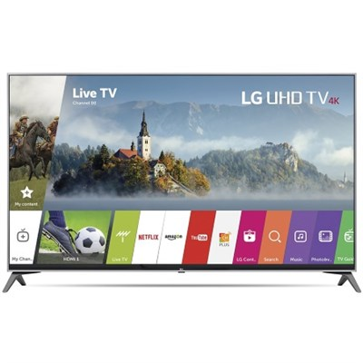 55UJ7700 55` UHD 4K HDR Smart IPS LED TV (2017 Model)