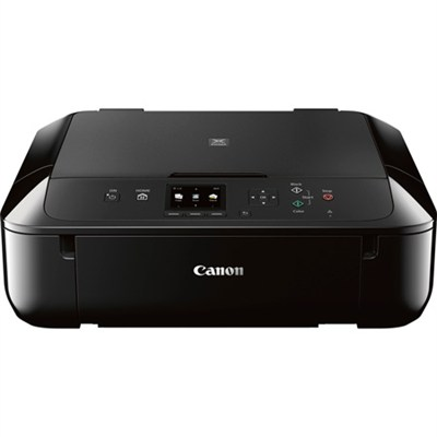MG5720 Printer Scanner + Copier with Wi-Fi - Airprint & Cloud Print Ready -Black
